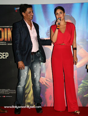 Kareena Kapoor Madhur Bhandarkar at Heroine Movie Trailer launch
