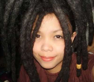 Girls Dreads Hairstyles