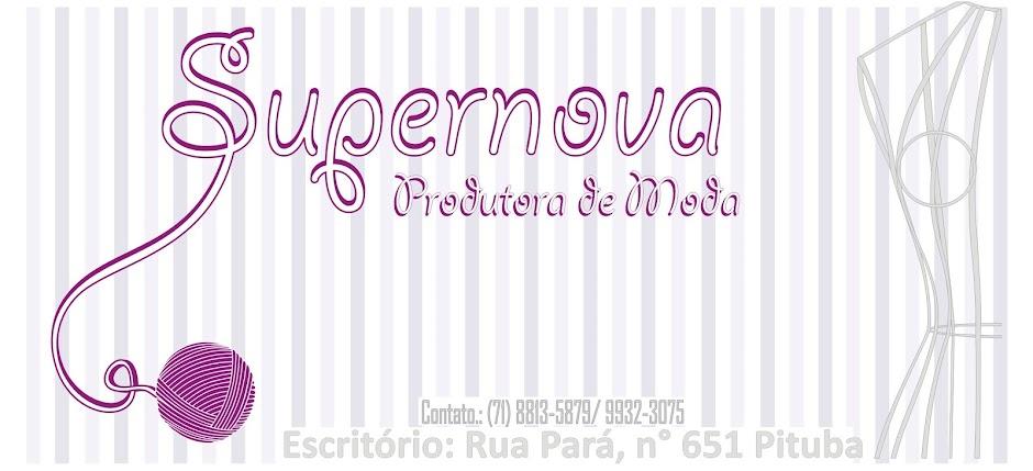 Supernova * Produção e Design de Moda