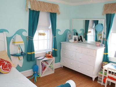 Ideas para decorar las ventanas del cuarto de los niños ...