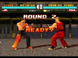 Download Games Tekken III PS1 For PC - Kuya028