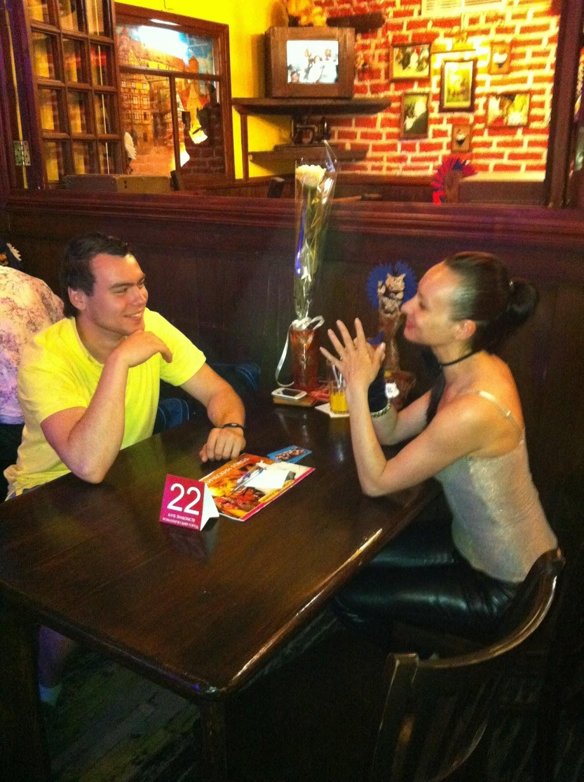 знакомств встречи в клубах