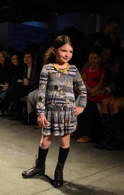 Imoga Patricia Dress Petite Parade | Chichi Mary Kid's Boutique