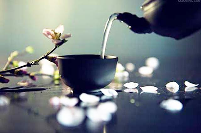 life through a cup of tea
