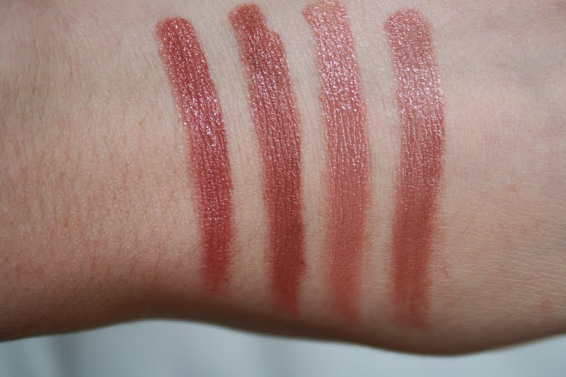Bobbi Brown Nude Lip And Eye Palette Review Swatches Allure92