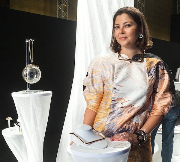 Caterina Zangrando - Alta Roma - Who is on Next? 2014 - credits:AltaRoma.it