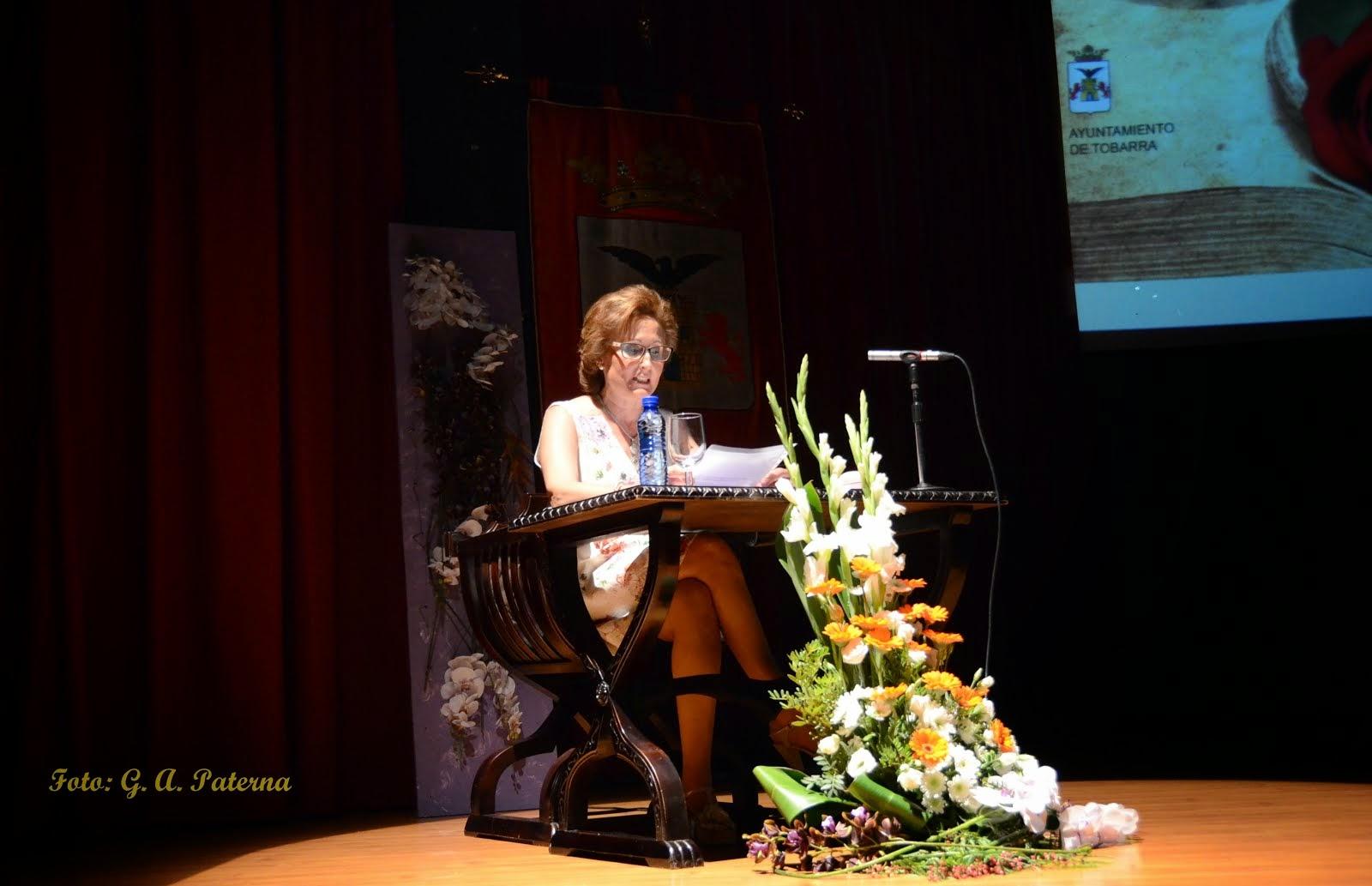 Tobarra - Juegos Florales 2014