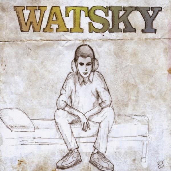 Watsky - Watsky Cover