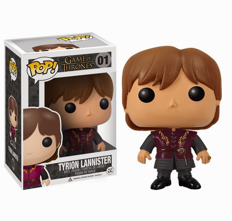 Funko Pop! Tyrion Lannister