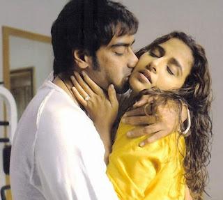 Vidya balan kiss scene
