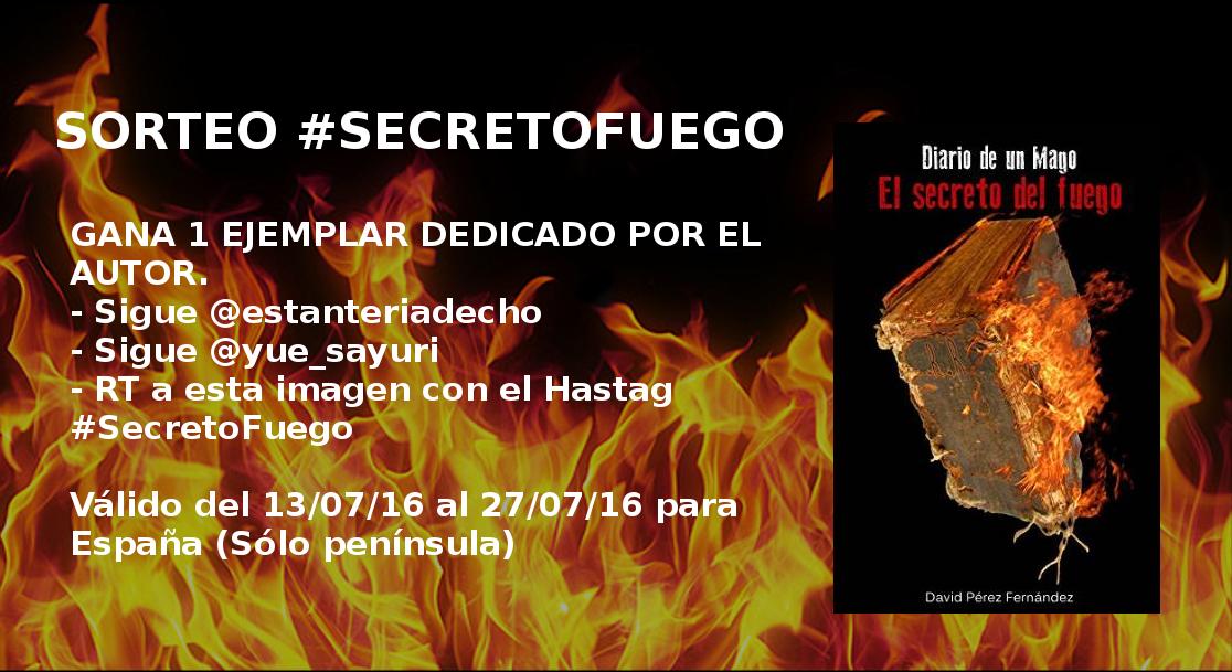 Sorteo #SecretoFuego