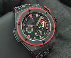 Hublot KingPower Dwayne Wade.
