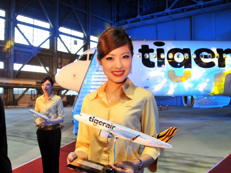 R Tiger Airways Fly Gosh Tiger Air Cabin Crew