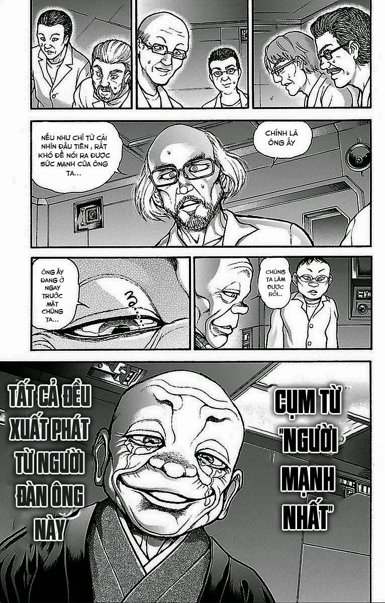 Baki Dou chap 10 Trang 24 - Mangak.info