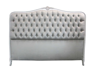 The Portia deep diamond buttoned headboard deserves a top quality fabric to upholster it in and reflect the same quality. Velvet acentuates the buttoned detail and the rich luster gives the bedhead a second layer of comfort.