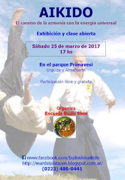 clase abierta y exhibición