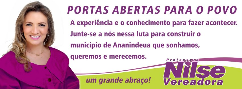 BLOG DA PROFESSORA NILSE
