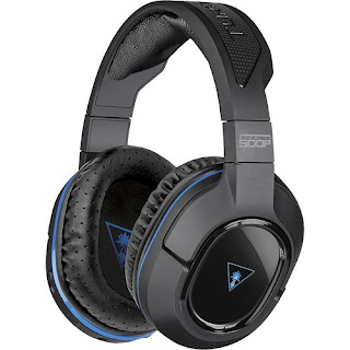 PS4 Ear Force Stealth Headset