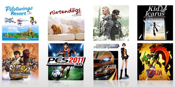 Nintendo 3DS Games Free Download