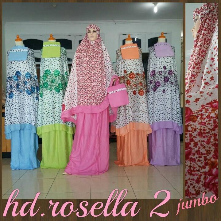 Mukena Hd  Rosella 2