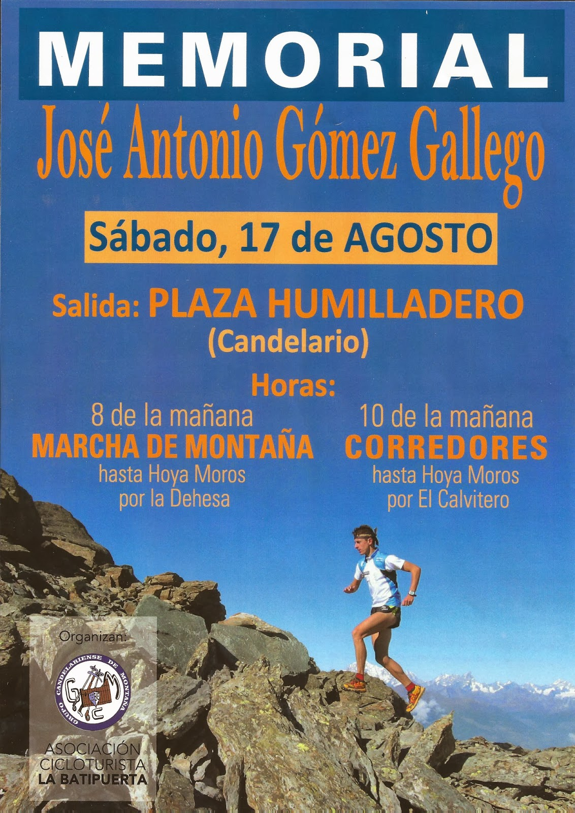 Memorial Jose Antonio Gómez Gallego