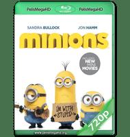 LOS MINIONS (2015) HDRIP 720P HD MKV INGLÉS SUBTITULADO