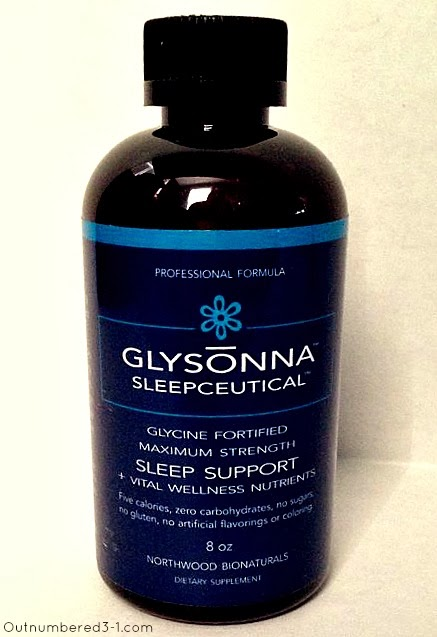 Glysonna Sleepceutical Sleep Aid