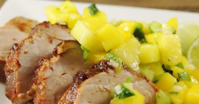 The Kitchen is My Playground: Sweet-&-Spicy Pork ...