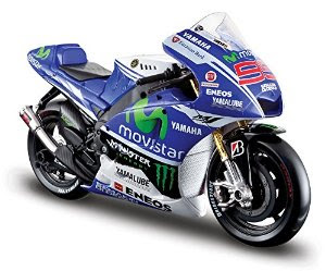 Yamaha Jorge Lorenzo 2014 1:18