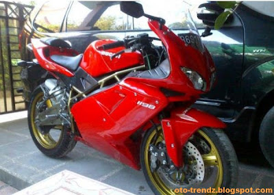 Variasi Modif Tiger modifikasi fairing tiger revo
