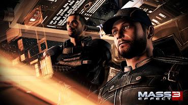 #25 Mass Effect Wallpaper