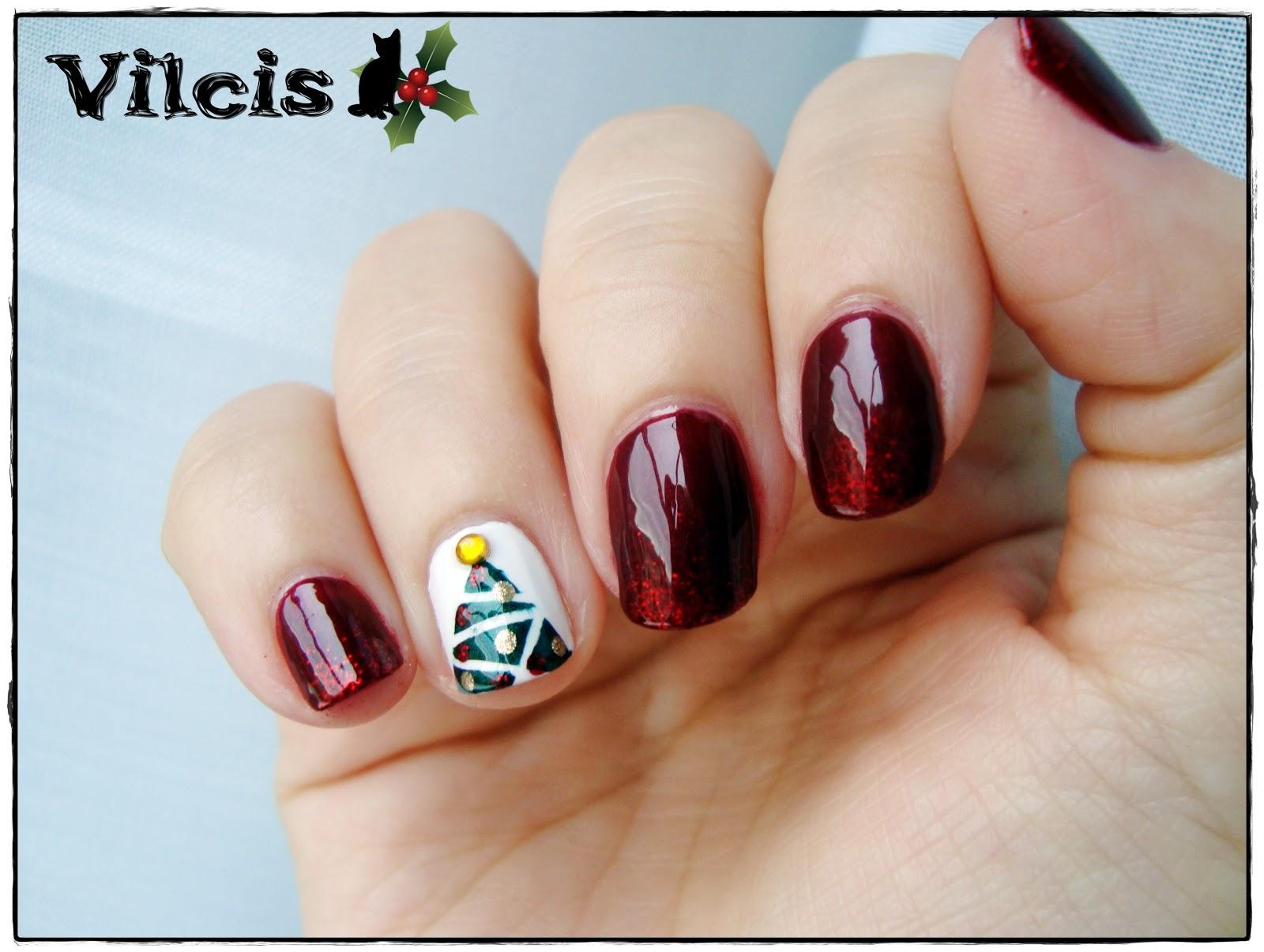 arbol+de+navidad_nail+art_diseños+de+uñas.JPG
