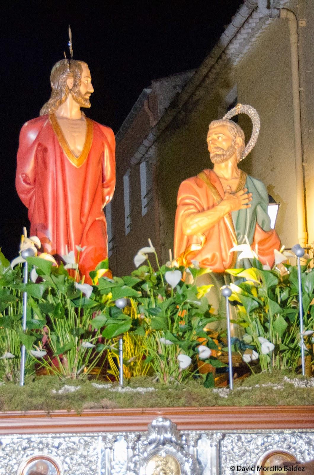 Negación de San Pedro 2015