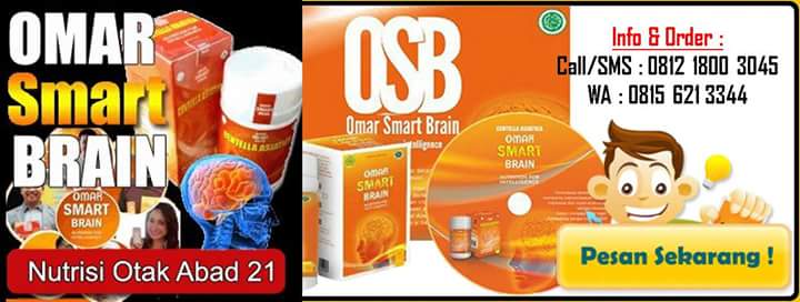 OSB Kids Vitamin otak 081574015990