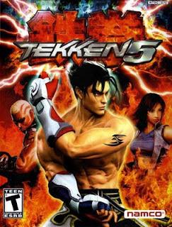 Tekken 5 pc