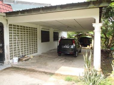 Parking 1 Homestay Jengka 25