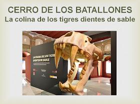 Taller de Historia de la Casa Vecinal de Tetuán. Prehistoria: 04 El Cerro de los Batallones