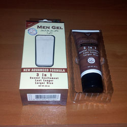 Gel Pembesar Penis Jaguar Power 3 in 1