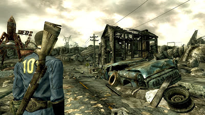 Fallout 3 PC gameplay