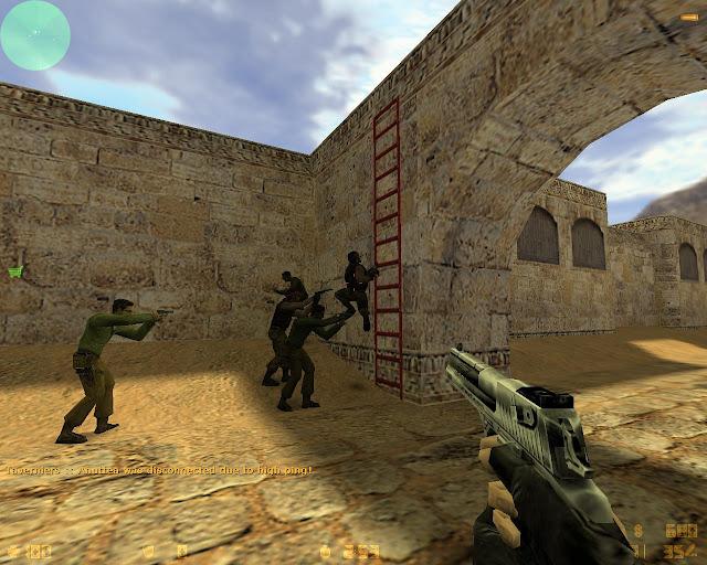 jugar al counter-strike 1.6 online sin descargar