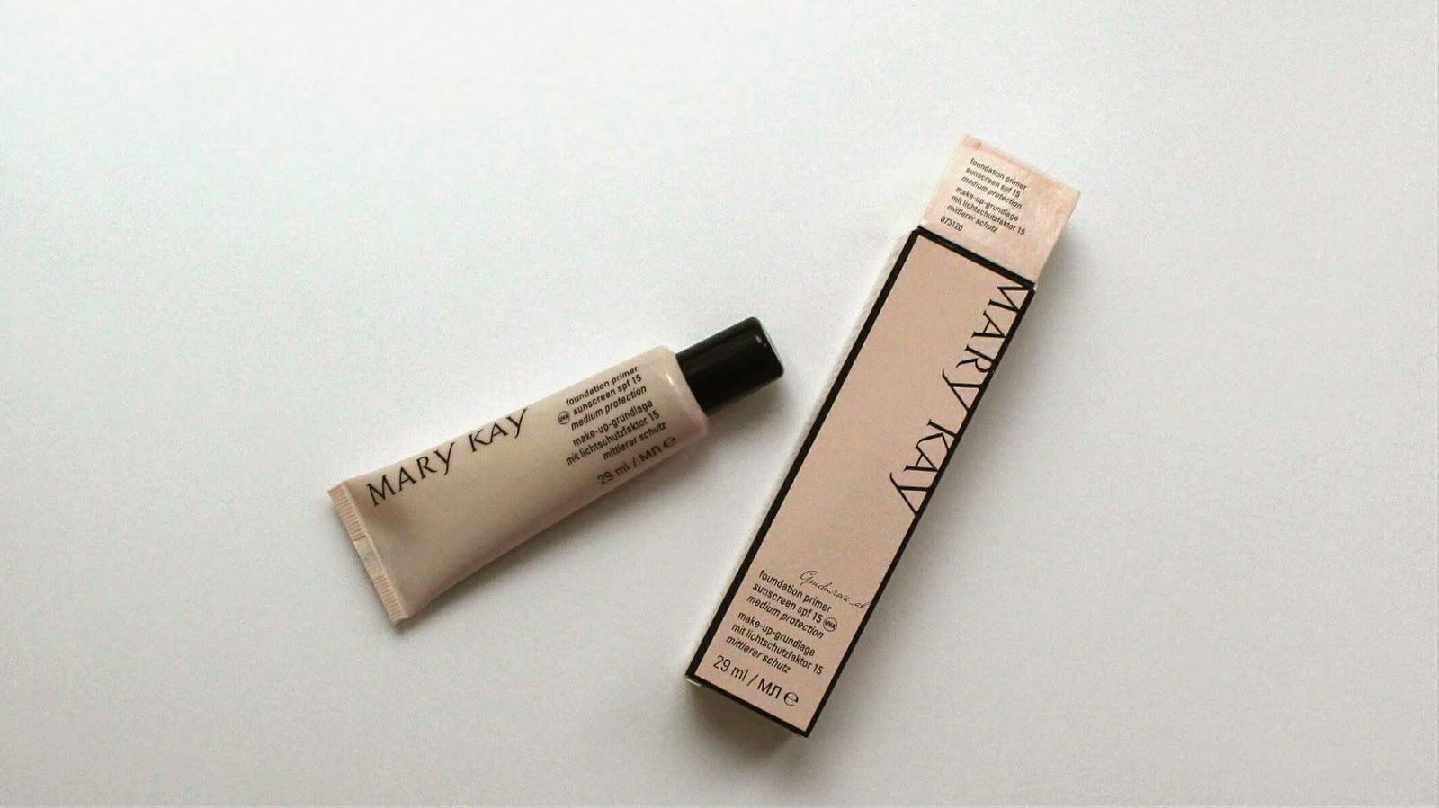 Выравнивающая основа для макияжа мери кей