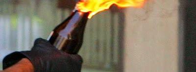 Découverte de cocktail Molotov à Sousse près du sit-in Ra7il