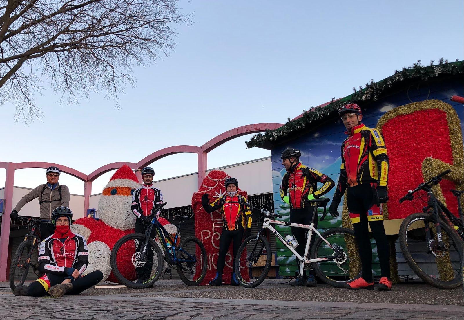 Dimanche 13 Décembre autour de Portes les Valence