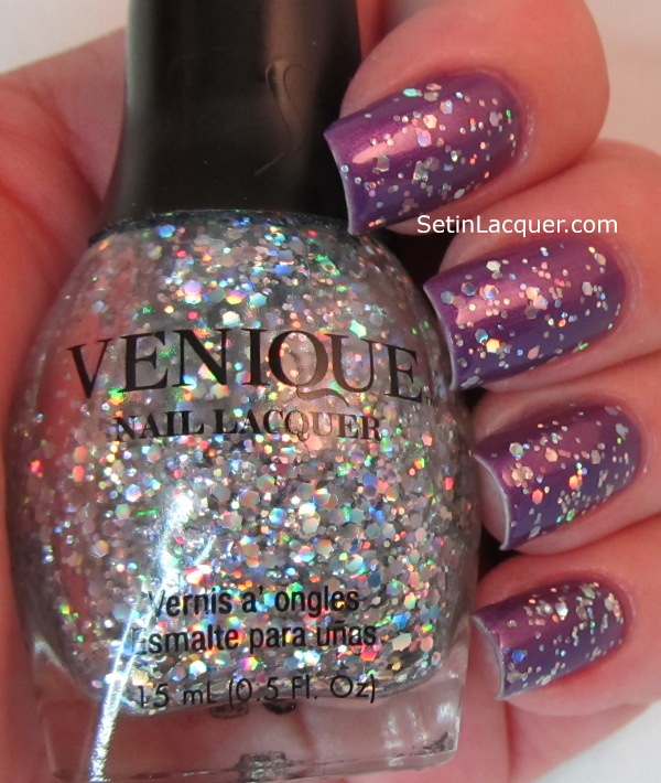 Venique San Tro Play With Ling Glitter Top Coat