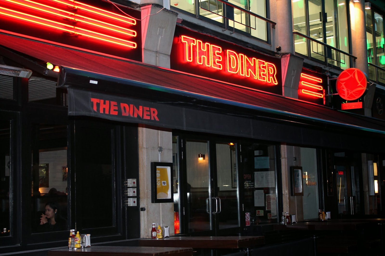 The Diner Soho London Restaurant Review