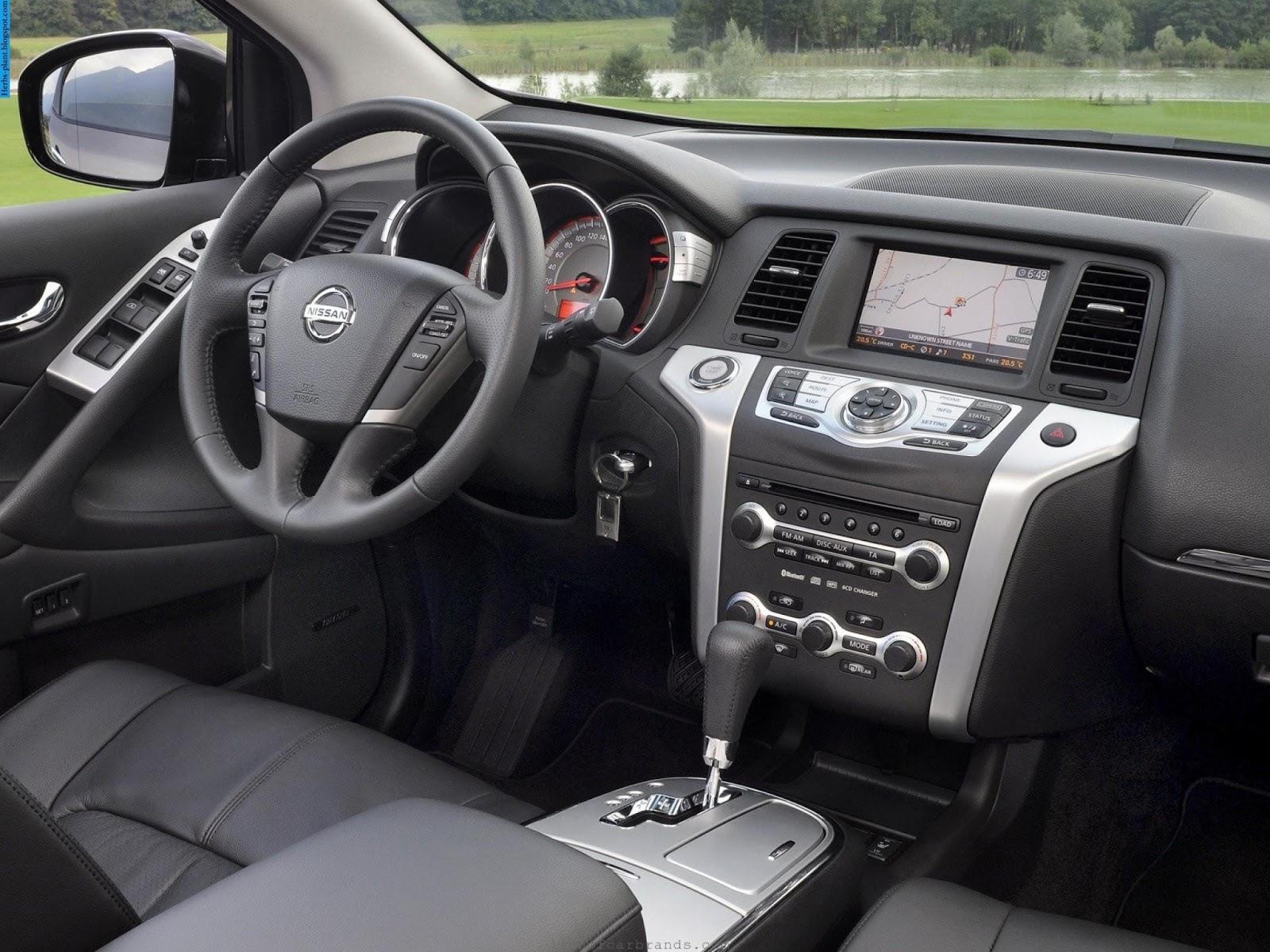 Nissan murano car 2013 dashboard - صور تابلوه سيارة نيسان مورانو 2013