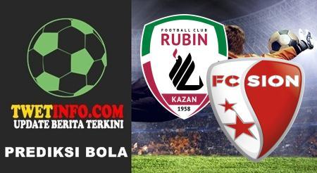 Prediksi Rubin Kazan vs Sion