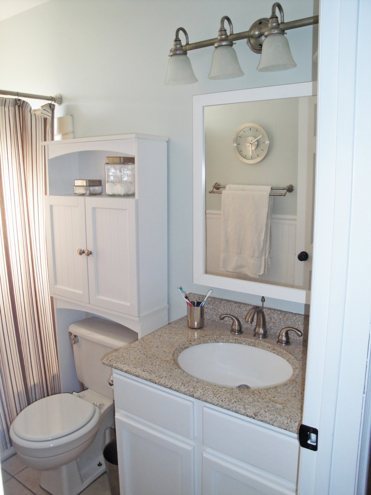 My random life story august 2011 - Bathroom vanities small spaces decoration ...