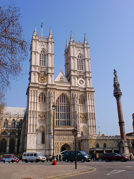 Join us as we visit The Westminster Abbey.