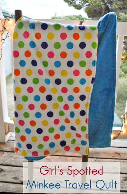 http://shaffer-sisters.blogspot.com/2011/12/girls-spotted-minkee-travel-quilt.html
